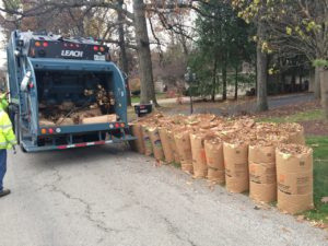 2017 Yard Waste Collection (North)