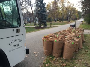2017 Yard Waste Collection (South)